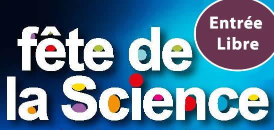 Fête de la Science 2016 à Tours