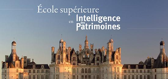 A découvrir –  Le nouveau site web de l'École supérieure en Intelligence des Patrimoines
