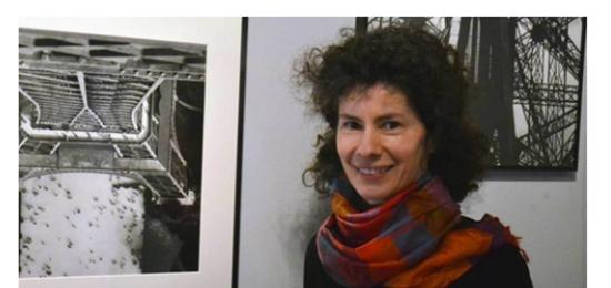 [ON PARLE DE NOUS] Imola Gebauer commissaire d'exposition