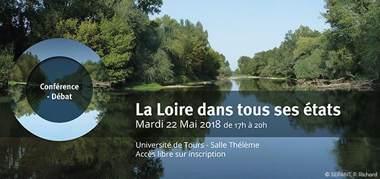 Conférence-débat – La Loire dans tous ses états