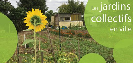 Journée d'étude – Les jardins collectifs en ville : enjeux alimentaires et environnementaux – 11 juin 2018