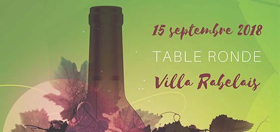 Festival Into the Wine – Intelligence des Patrimoines partenaire de la journée des professionnels (Tours, 15 septembre)