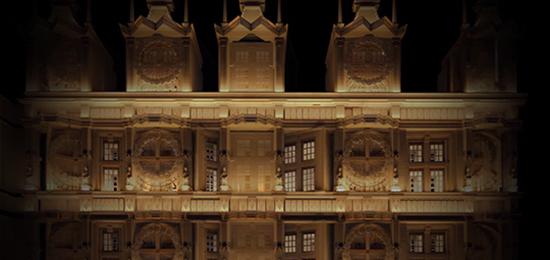 [OPEN LAB] Dripmoon donne vie au château de Villandry