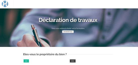 [OPEN LAB] Nouveauté : ma-demande-de-travaux.com