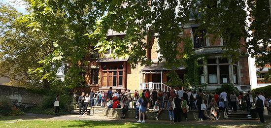 [ON PARLE DE NOUS] La première rentrée de l'École supérieure en Intelligence des Patrimoines dans la presse