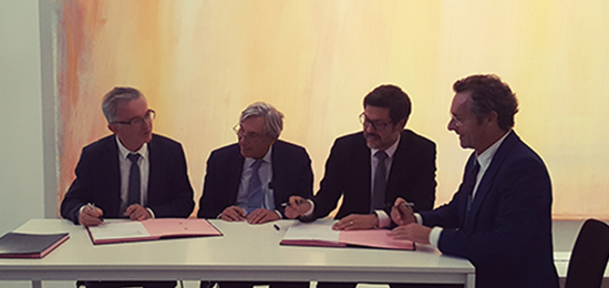[RETOUR SUR] Soirée exceptionnelle pour la signature du partenariat entre Intelligence des Patrimoines et le CCC OD (28 septembre 2018)