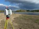 Relevé Scan Laser Terrestre À Mareau-Aux-Prés (045)
