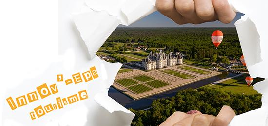 Intelligence des Patrimoine à la journée Innov'-EPA sur le tourisme en Région Centre-Val de Loire (8 novembre 2018, Villa Rabelais)