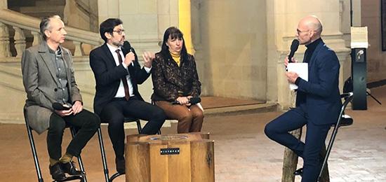 [ON PARLE DE NOUS] Benoist Pierre invité de France 3 Centre-Val de Loire pour parler de la saison culturelle 2019