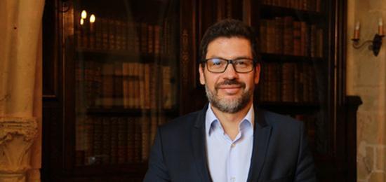 Benoist Pierre au Café historique : « Politique et religion à la Renaissance : un nouveau rapport ? » (4 décembre 2018, Prieuré Saint-Cosme, La Riche)