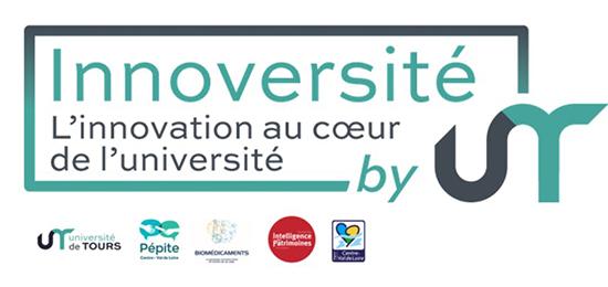 « Innoversité, l'innovation au cœur de l'université ». L'entrepreneuriat innovant – 13 décembre 2018, Tours