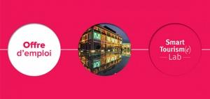 Offre d'emploi : Chargé(e) de projets junior (H/F) – Smart Tourisme Lab