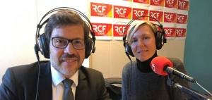 [ON PARLE DE NOUS] Interview de Benoist Pierre dans l'émission « Lecture de l'histoire » sur RCF Touraine Loir et Cher