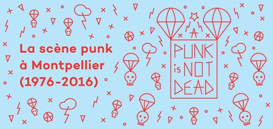 [PIND] Journée d'étude « La scène punk à Montpellier (1976-2016) » (18 mai 2019, Montpellier)