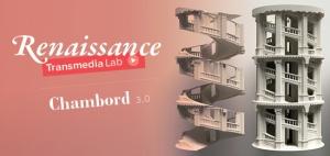 Intelligence des Patrimoines présente deux expériences numériques pour l'exposition « Chambord, 1519-2019 : l'utopie à l'œuvre » (26 mai-1er septembre 2019, Chambord)