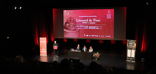 [RETOUR SUR] 62e colloque international du CESR « Léonard de Vinci : invention et innovation » (24-28 juin 2019, Tours – Amboise – Chambord)