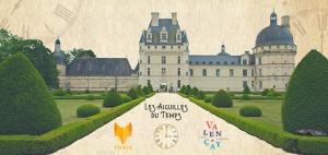 [Foxie] Les Aiguilles du Temps, le nouveau jeu disponible au Château de Valençay !