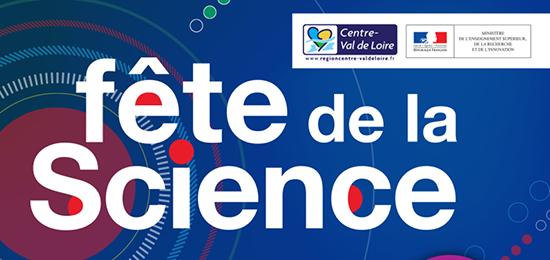 Fête de la Science 2019 : Intelligence des Patrimoines au village des sciences (5-6 octobre 2019, Tours)