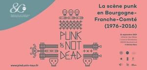 [PIND] Journée d'étude « La scène punk en Bourgogne-Franche-Comté (1976-2016)  » (21 septembre 2019, Montbéliard))