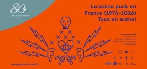 [PIND] Journée d'étude « La scène punk en France (1976-2016)  Tous en scène ! » (30 novembre 2019, Issy-les-Moulineaux)