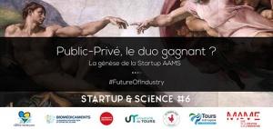 Startup & Science #6 – #FutureOfIndustry (5 mars 2020, Tours)