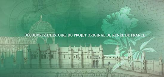 Le teaser Montargis 3D est en ligne sur le Renaissance Transmédia Lab !