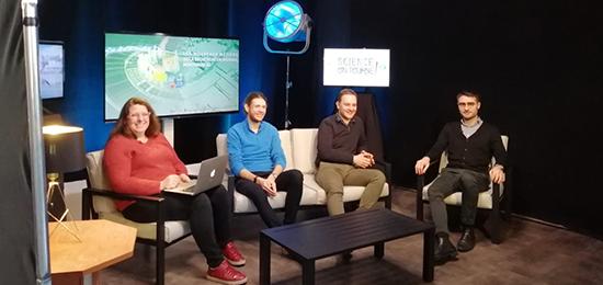 [Live] Science on Tourne ! Les nouveaux métiers de la recherche en histoire, Montargis 3DDocumentaire et échanges avec les lycéens