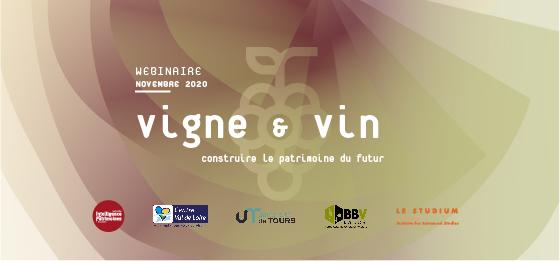 [Save the date] Webinaire – Vigne & Vin : construire le patrimoine du futur (novembre 2020)