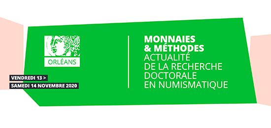 [Format dématérialisé] Atelier Monnaie & Méthodes. Actualité de la recherche doctorale en numismatique (13 novembre 2020)