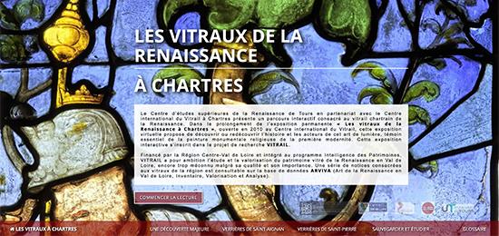 Exposition virtuelle « Les vitraux de la Renaissance à Chartres »