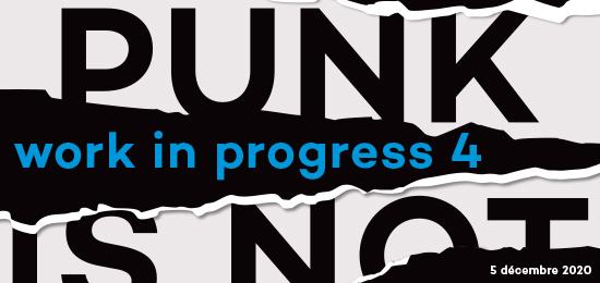 [PIND] Concert et colloque confiné « La scène punk en France (1976-2016) work in progress 4 » (4-5 décembre 2020)