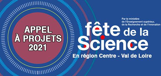 Appel à projets Fête de la Science 2021 (15 février – 30 avril 2021)